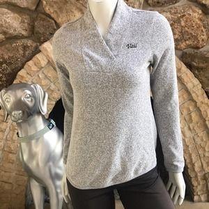Vail Resort Wear Colorado Ski Sweater Gray Women's Size XS